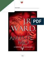 Ward J R - Hermandad de La Daga Negra 8 - Amante Mio
