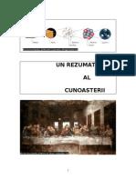 43377308 Un Rezumat Al Cunoasterii
