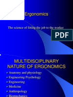 Basic Ergonomics