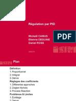 Regulation PID