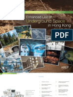 Hong Kong Undergound Space Study-Executive Summary_ARUP