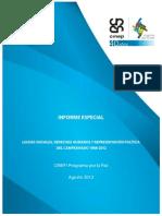 Informe Especial Luchas Sociales Derechos Humanos y Representacion Politica Del Campesinado 013