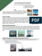 Tema 1 - Tipos de Instalaciones de Perforacion