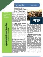 TIRRC Newsletter Sept 2009