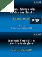 Argentina - Martín Slemenson - Seminario de Planificación Estratégica en las Administraciones Tributarias 2
