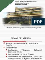Costa Rica - Abarca y Vazquez - PRESENTACIÓN COSTA RICA SEMINARIO PLANIFICACIÓN