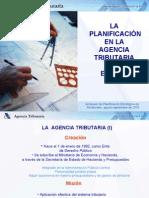 España - Antonio Ansón -La planificación en la Agencia Tributaria.Montevideo 2009