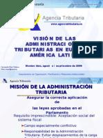 España - Fernando Días - Visión de las AATT en Europa y AL  (septiembre 09)