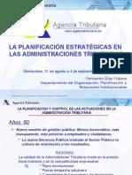 España - Fernando Días Yubero - Planificación1 - julio 2009
