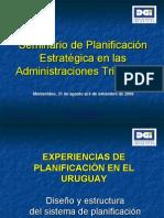 Uruguay - Julio López - Seminario Planificacion 2009[1]