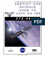 NASA Space Shuttle STS-98 Press Kit
