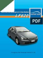 Auto Lifan Sedan