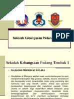 Prod SK Padang Tembak 1