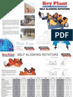 Self Aligning Rotators