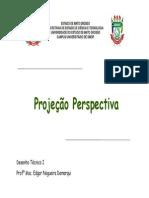 projeção desenho-perspectivas