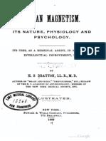1889 Drayton Human Magnetism
