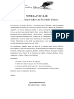 Primera Circular Revista Sociedad y Cultura.pdf