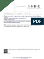 Teoría Retórica en el siglo xvii español. una revision critica. 2002.pdf