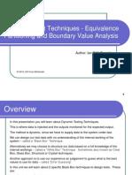 boundaryandequivalnce-systematictestdesign-130223120931-phpapp02