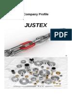 Justex Company Profile
