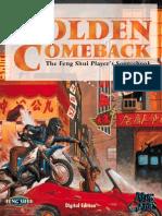 Golden Comeback the Silver Dragons Sourcebook(2)