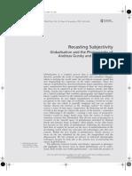 Recasting Subjectivity