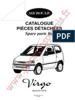 Virgo Microcar