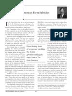 Farmer Government Subsidies 0604 Folsom