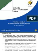 Present Comision Investigadora La Polar 22-06-2011