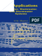GIS Applications for Water,Wastewater and Stormwater Systems(CRC-2005)