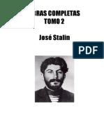 Stalin, Iosíf - Obras completas, Tomo II.pdf