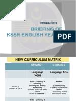 Kssr English y4
