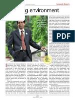 Business India Corporate Report
