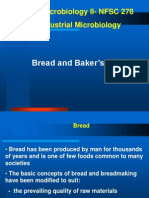 Bread and Bakers Yeast