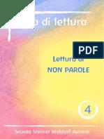04 - Libro di Lettura di NON PAROLE
