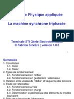 Cours Machine Synchrone Tgett