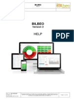 Bilbeo Performance Analytics 2.0 - Help