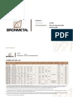Aluminio BRONMETAL En