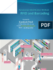 Rfid and Barcode Technology