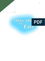 visual basic excel