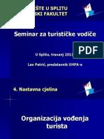 Predavanje Za Tecaj Za Vodice 4 Cjelina ZSM 2010