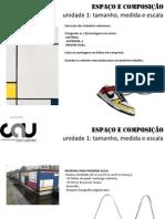 Espaço e composição - aula 3