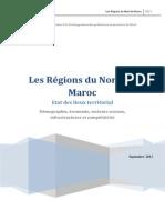 Rapport sur les régions du nord
