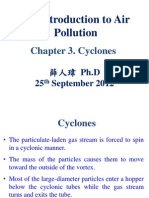 Chapter 4. Cyclones
