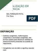 Malformacao Fetal