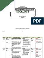 Rancangan Tahunan Geografi t1 (Evidens) 2014