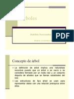 Tema 5 Arboles