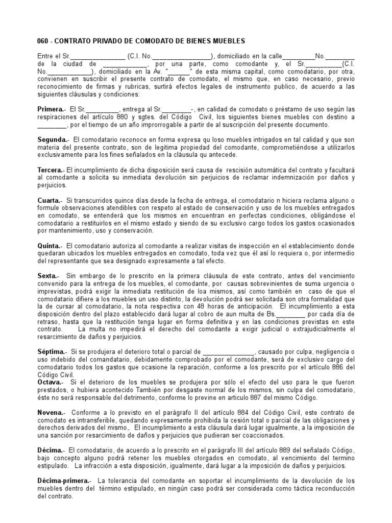 Image Of Modelo De Carta De Rescision Contrato Alquiler En Argentina ...