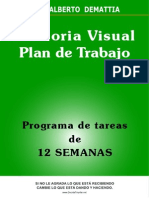 Memoria Visual 0 - Plan de Trabajo