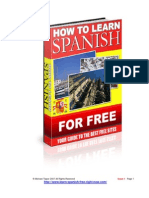 Free Spanish Report v1a